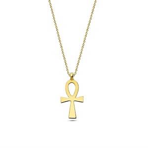Goldene Halsketten