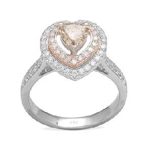 Farbige Diamant Ringe