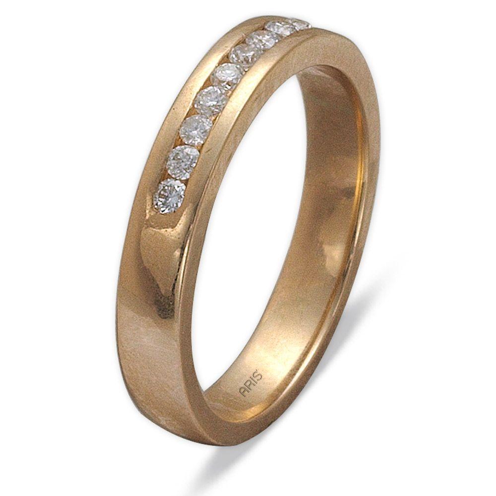 0,25 ct  Diamant Ring