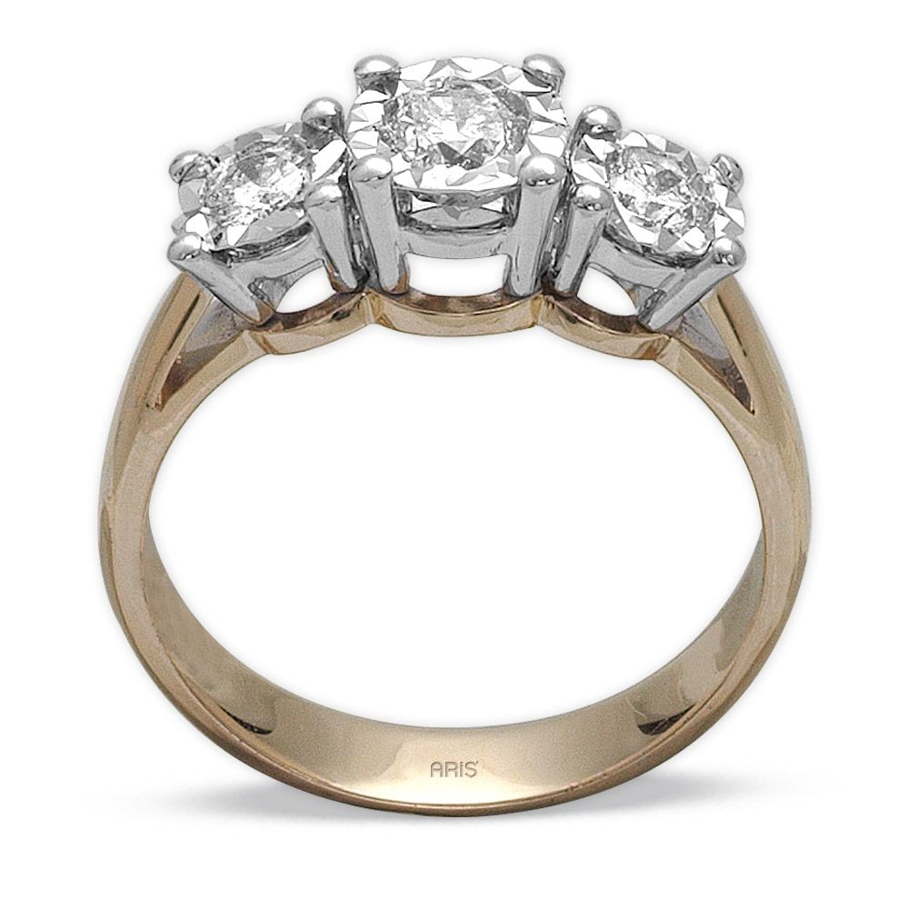 0,56 ct  Miracle Ring
