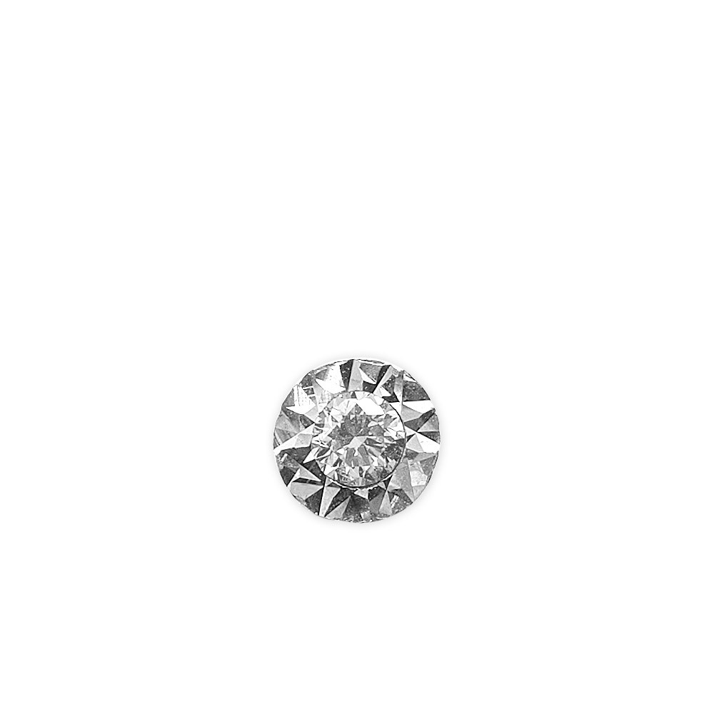 0,04 ct  Miracle Ohrring