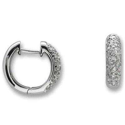 0,26 ct Diamant Ohrringe