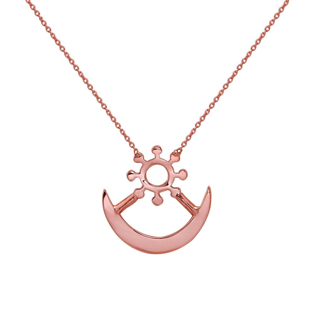 Liebessymbol Gold Halskette