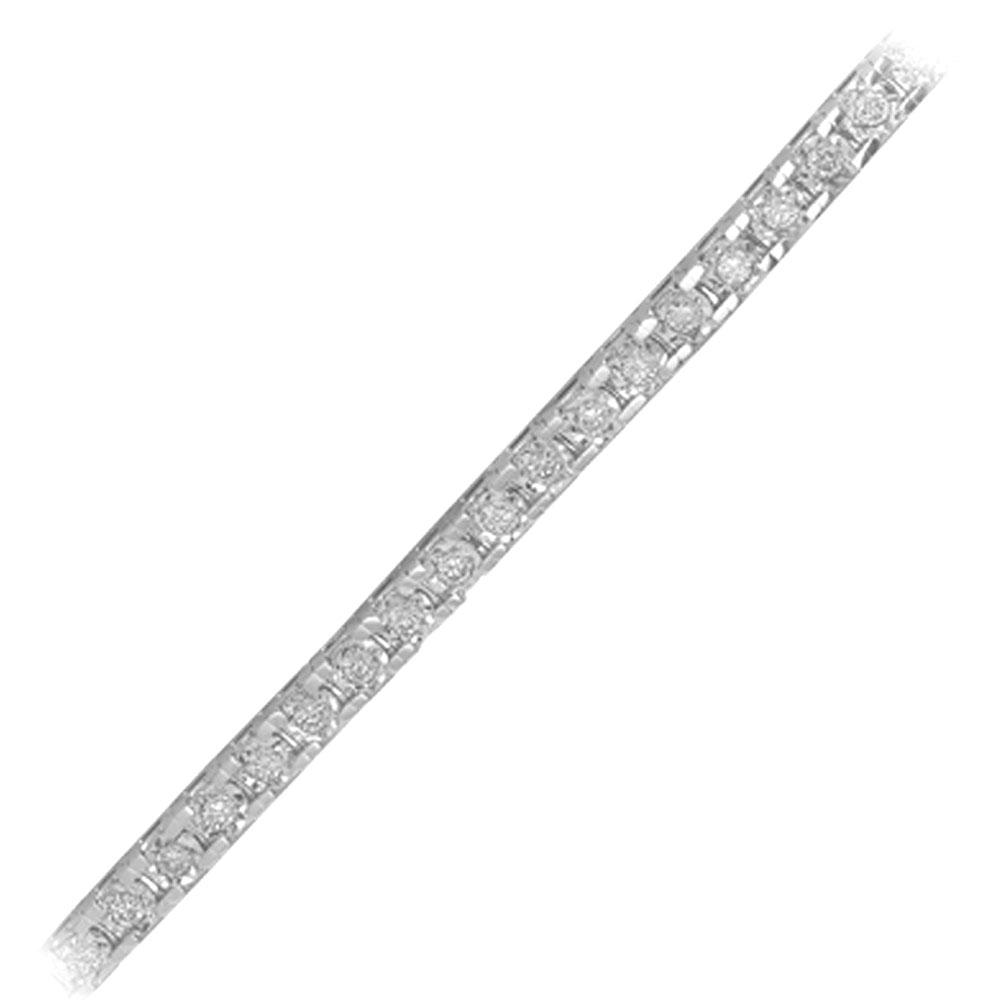 1,93 ct Diamant Tennis Armband