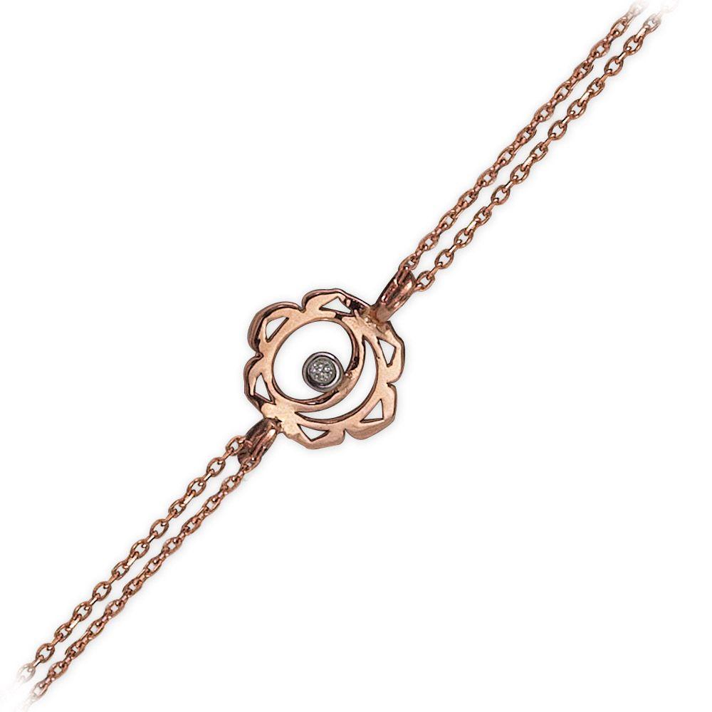 Das Sakralchakra Armband