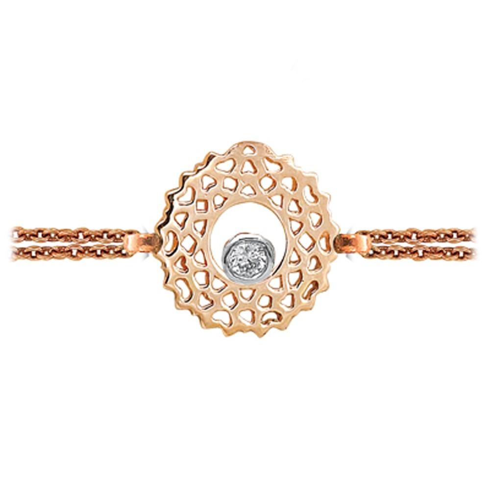 Das Kronenchakra Armband