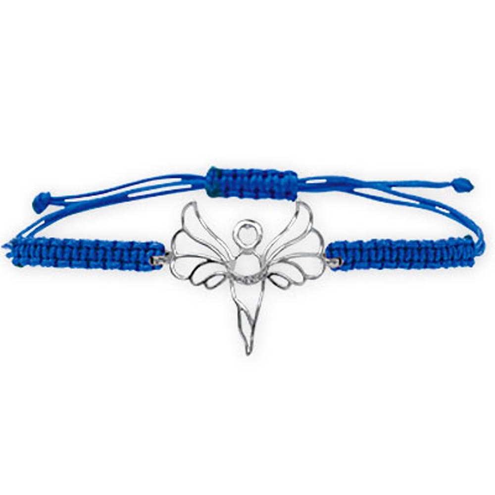 Erzengel des Friedens Michael Silber Armband