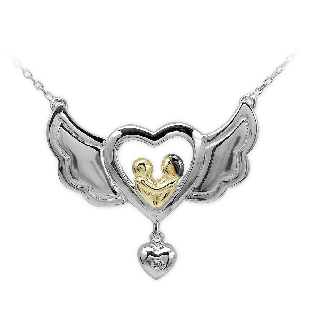 0.01ct Eternal Love Kette