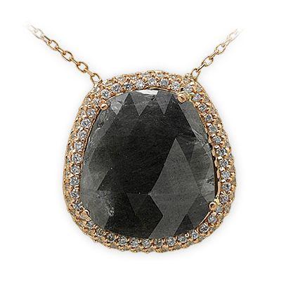 4,92 ct Fancy Diamant Kette