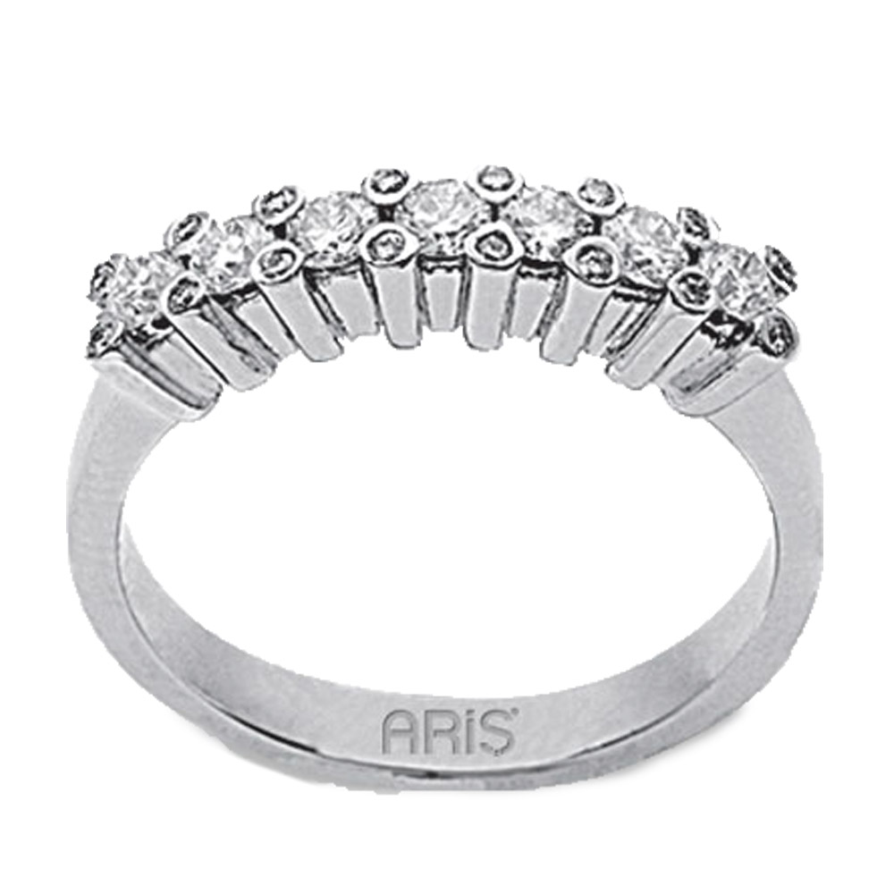 0,44 ct  Diamant Ring