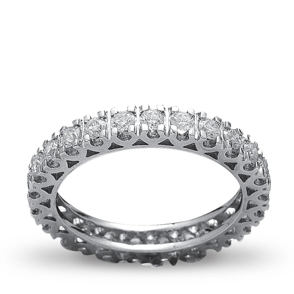 0,95 ct  Diamant Ring