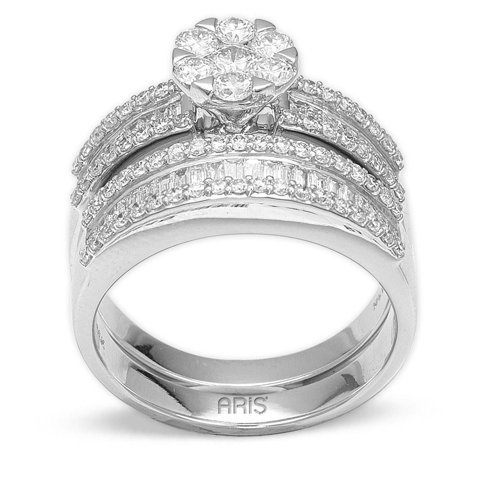1,45 ct Diamant Fantasie Ring