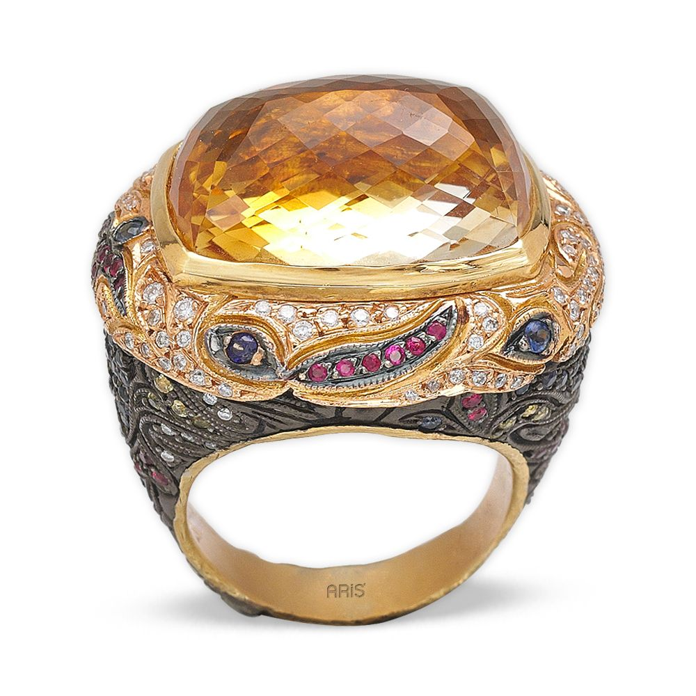 27,98 ct  Topas Ring