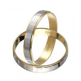 585er Gelb Gold Ehering
