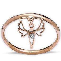 0,01 ct  Light of Angels Ring