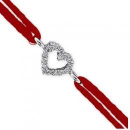 Herz Diamant Armband