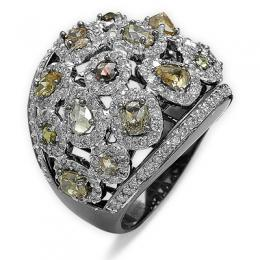 2,47 ct Fancy Diamant Ring