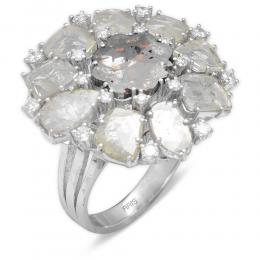 4,98 ct Fancy Diamant Ring
