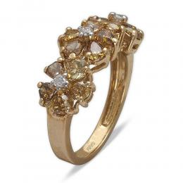 1,80 ct Fancy Diamant Ring
