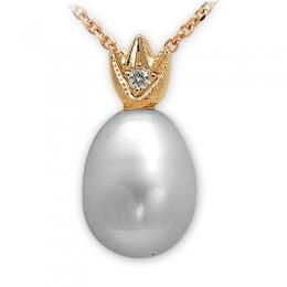 0,02 ct  Perlen Kette