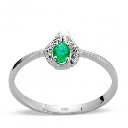 0,13 ct Diamanten Ring