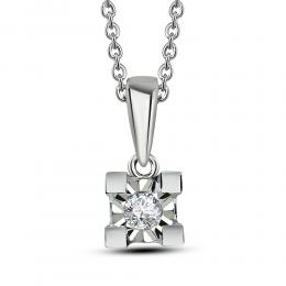 0,05 ct Diamant Miracle Ketten 0.25 Ct Ansicht