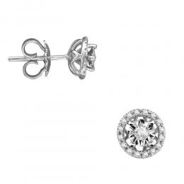 0,18 ct Diamant Miracle Ohrringe