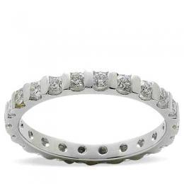 0,75 ct  Diamant Ring