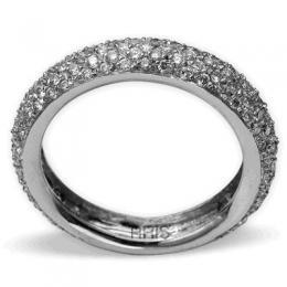 0,91 ct  Diamant Ring