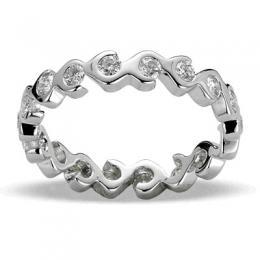 0,94 ct  Diamant Ring
