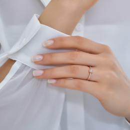 Diamant Baguette Ringe