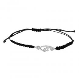 0,01 ct Silber Eternal Love Armband