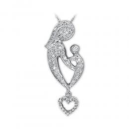Diamant Eternal Love Kette