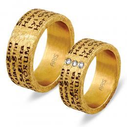 Diamant Hochzeit Ehering