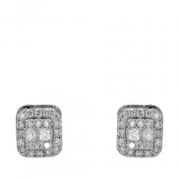 0,39 ct Diamant Ohrringe
