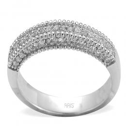 0,34 ct Diamant Fantasie Ring