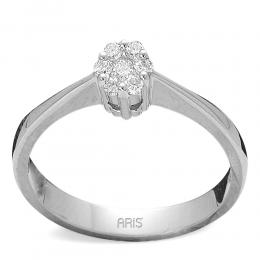 0,13 ct Diamant Effect Ring