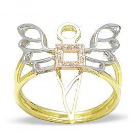 Erzengel des Wohlstands - Ariel Ring