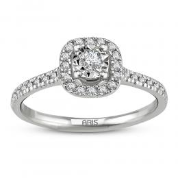 Ct  0.30 Solitaire Ring