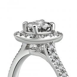 0,30 ct Diamant Miracle Verlobungsring