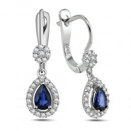 Diamant Trendıger Ohrringe