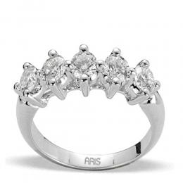 1,36 ct  Diamant Ring