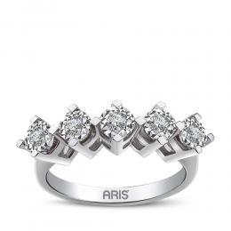 0.22 ct Diamant Ring