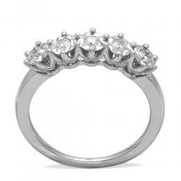 0,23 ct  Diamant Ring