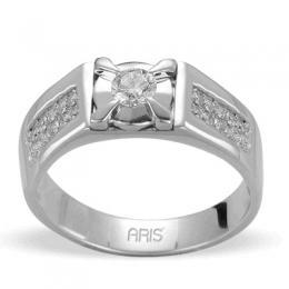0,54 ct Fantasie Diamant Ring