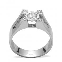 0,36 ct Diamant Miracle Solitärring