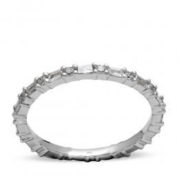 Diamant Memoire Ring