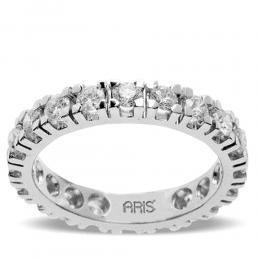 0,81  Ct. Memory Diamond Ring