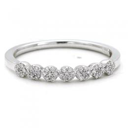 0,13 ct Diamant Fantasie Ring