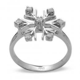 0,15 ct  Diamant Ring
